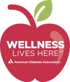 Wellness Lives Here Logo