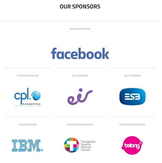 Inclusion Works Sponsor Logos