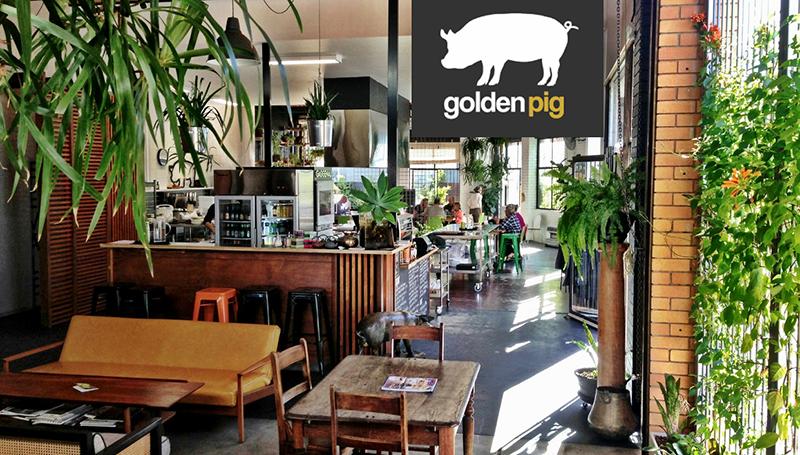 Golden Pig Cafe