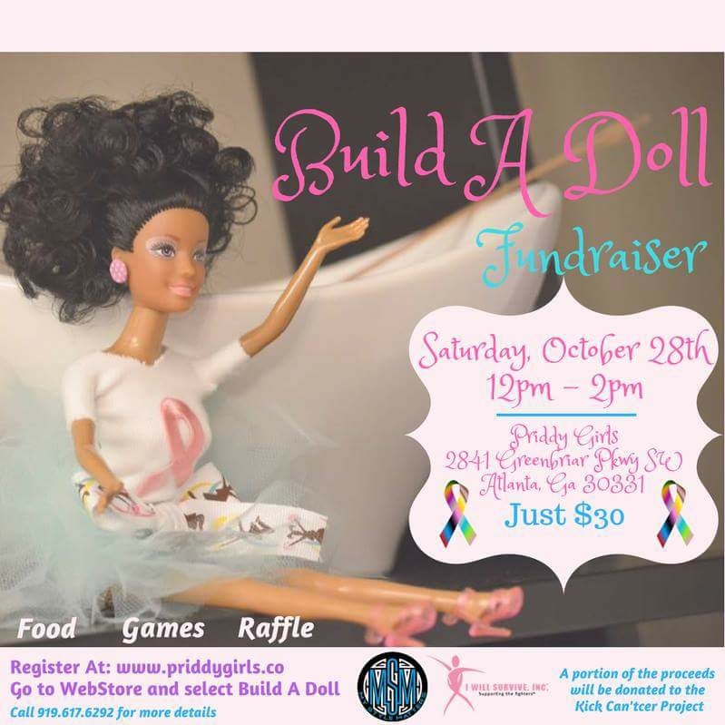 Build A Doll Workshop