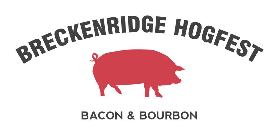 Breckenridge Hogfest Logo