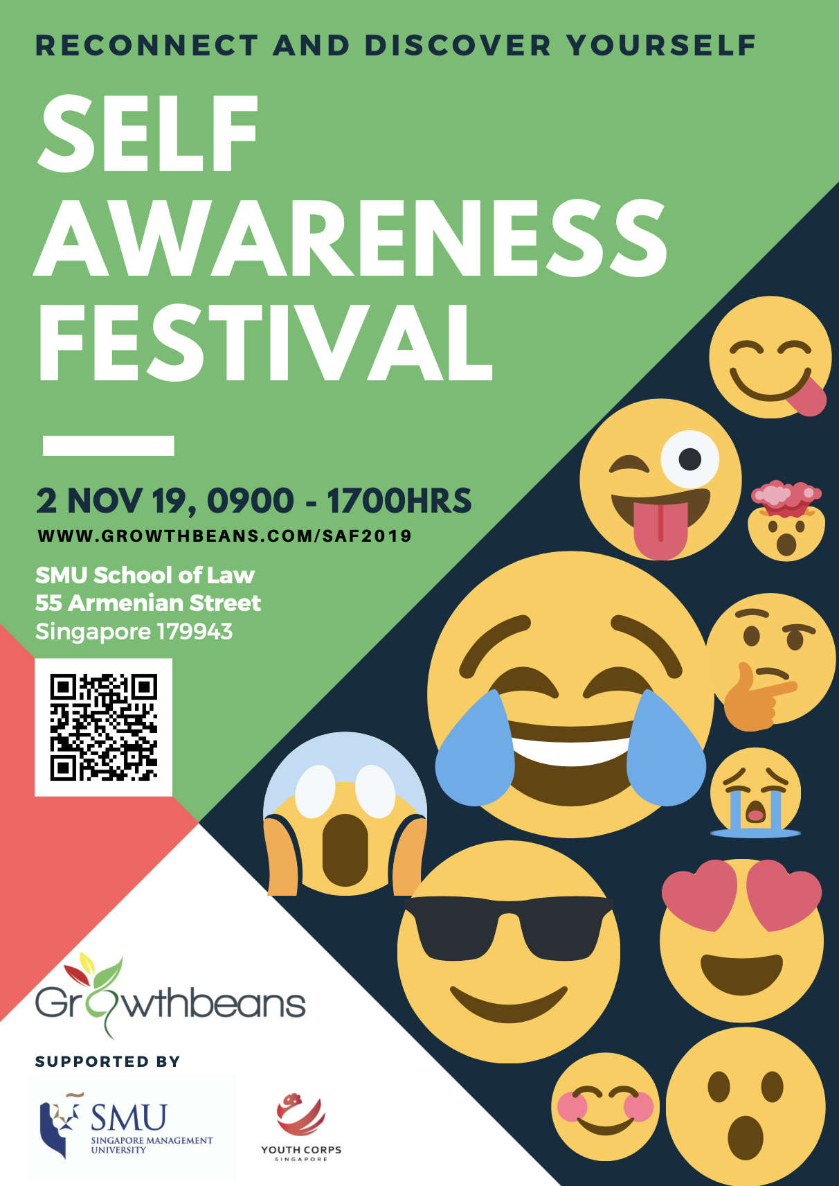 Self Awareness Festival 2 Nov 2019
