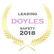 Doyle's leading safety 2018