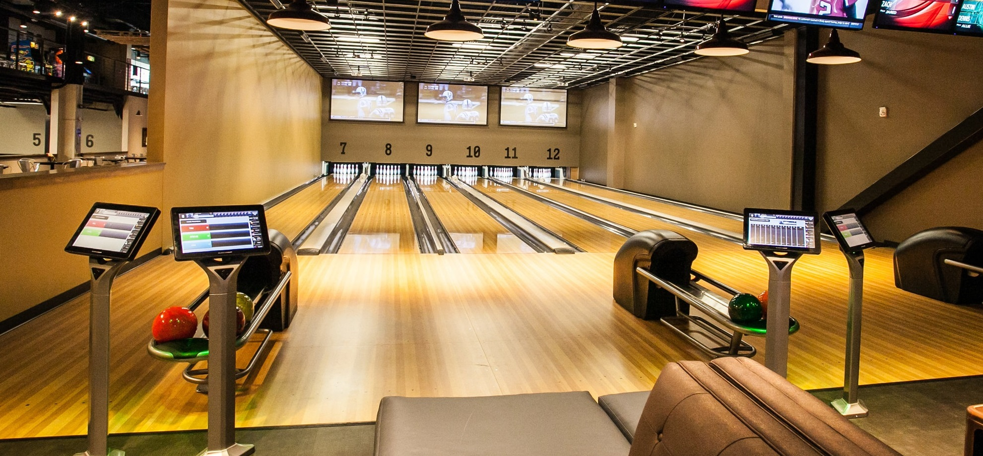 Bowling at PSH