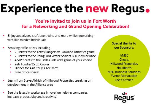 Fort Worth Alliance Community Event