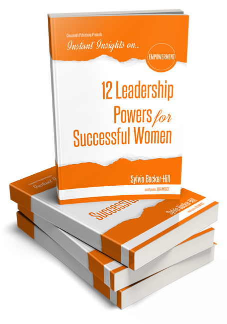12 Leadership Powers 3D Book Image