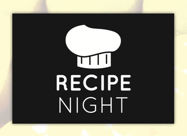 Recipe Night at Baker Chiropractic and Wellness