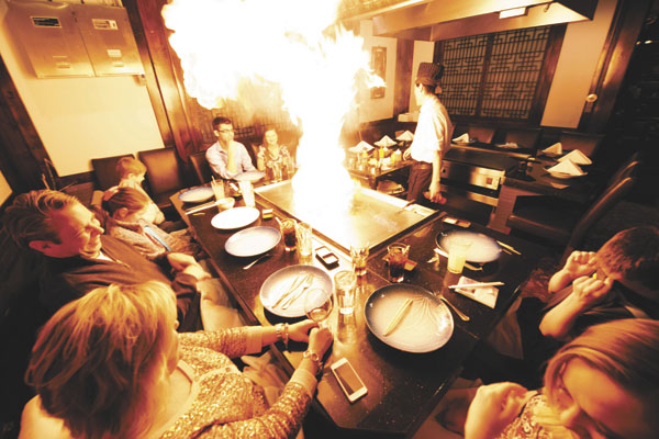 SOHO Japanese Restaurant