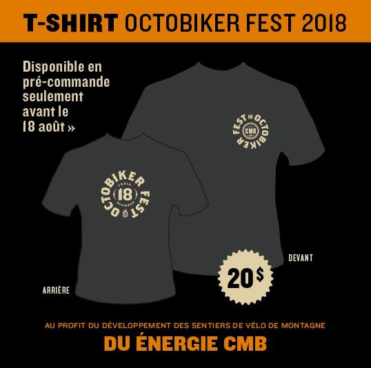 T-Shirt OBF 2018