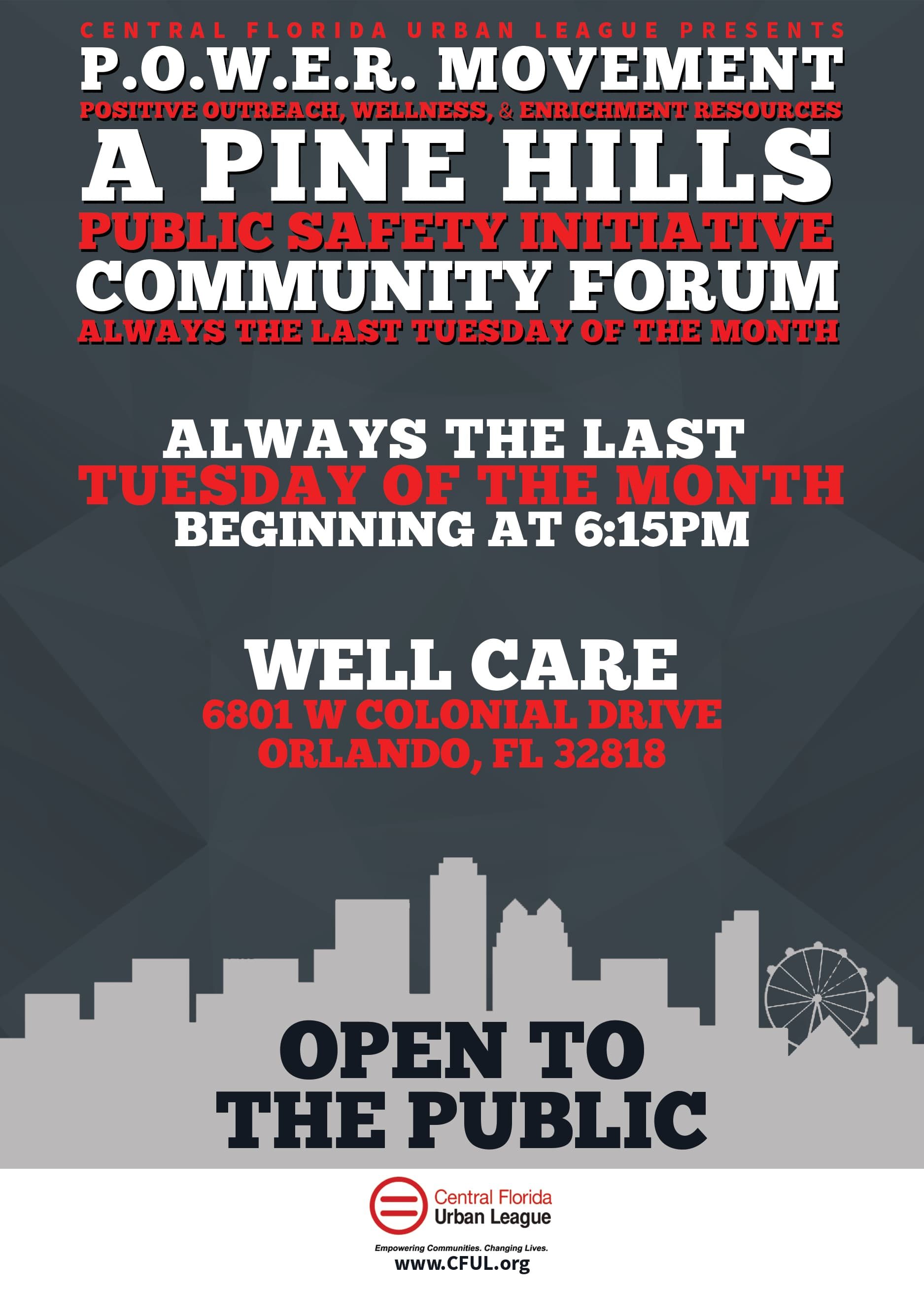 POWER Community Meeting