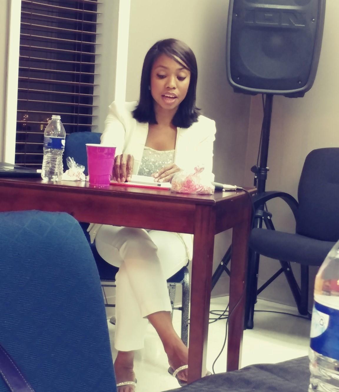Day 1 Apostle Michelle- Trainer