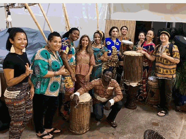 Sewa Fare - West African Dance & Drum Group