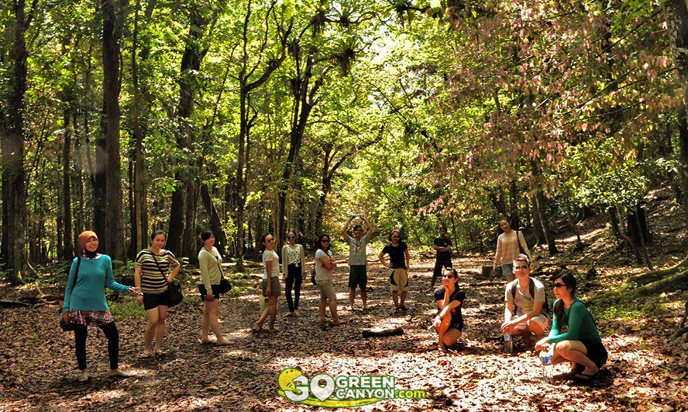 taman wisata lalam dan cagar alam pangandaran