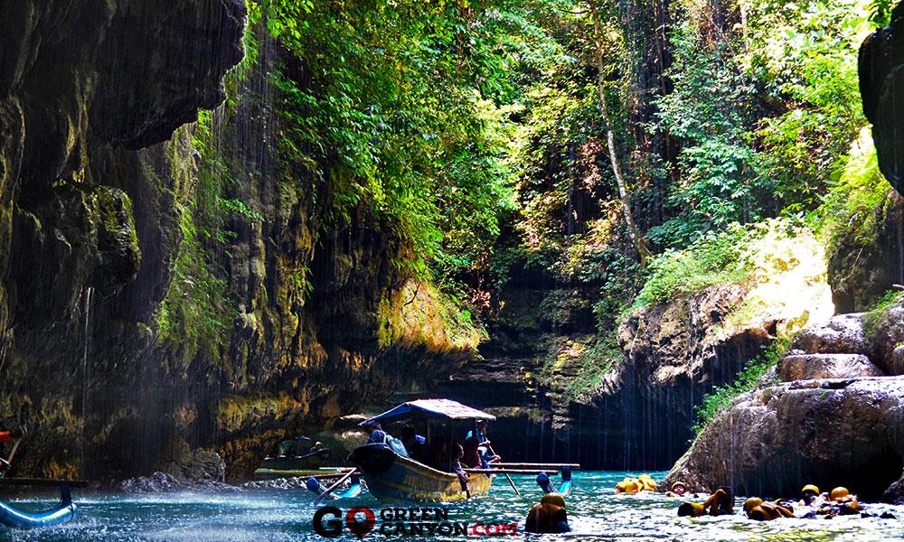 green canyon atau cukang taneuh