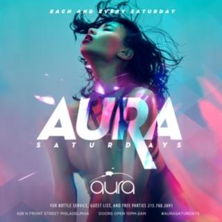 AURA SATURDAY'S - The Fun Singles - Philadelphia, PA