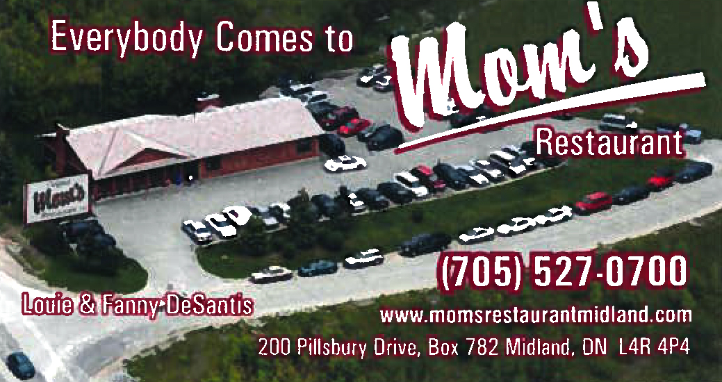 Mom's Restaurant Midland