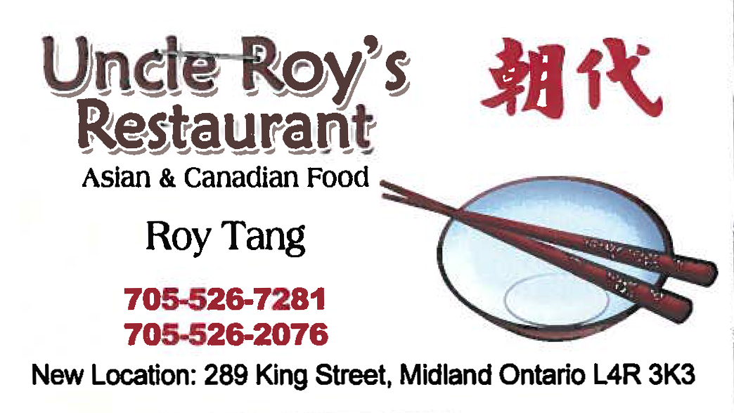 Uncle Roy's Midland