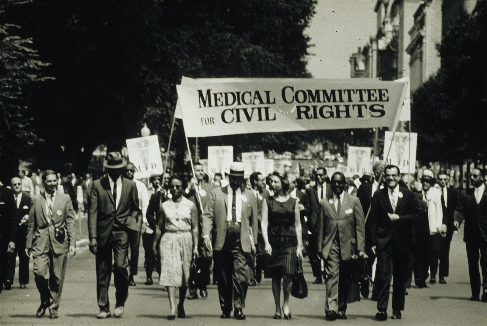 MCCR at the March on Washington