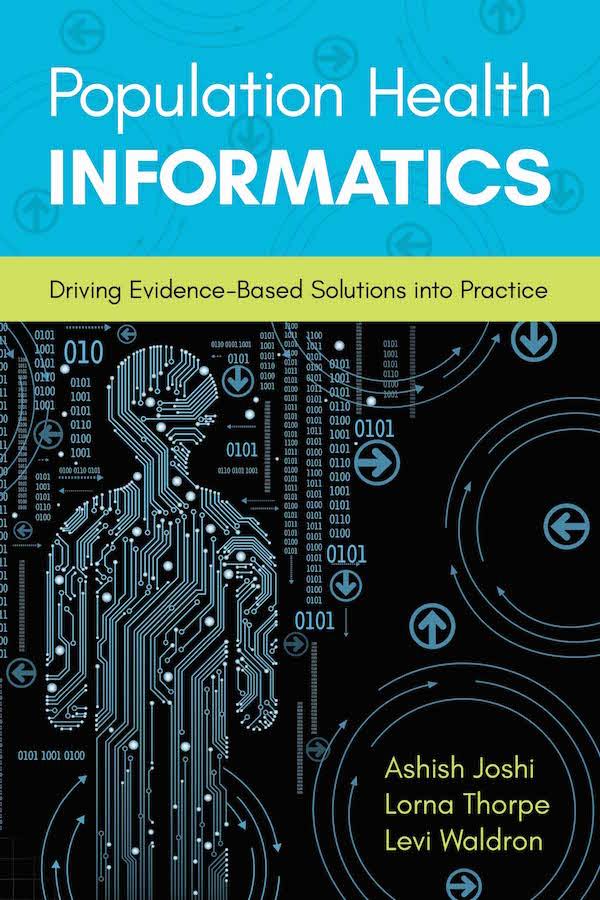 Cover of Population Health Informatics book