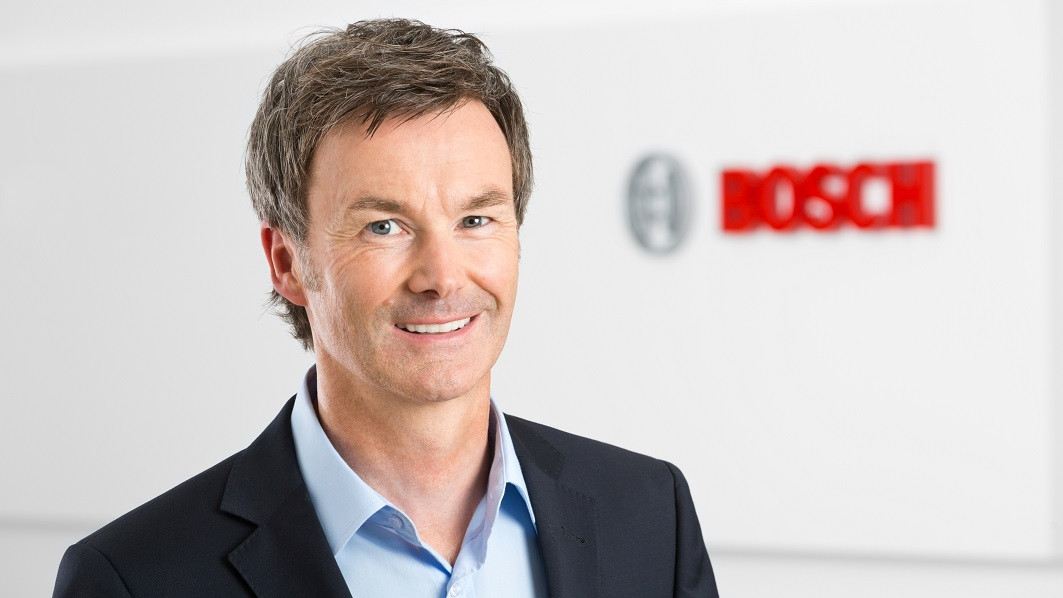 Claus Fleischer, CEO of Bosch eBike Systems.