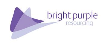 Bright Purple Resourcing logo