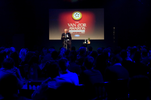 Barry Norman presents the Van d'Or Film Awards 2012