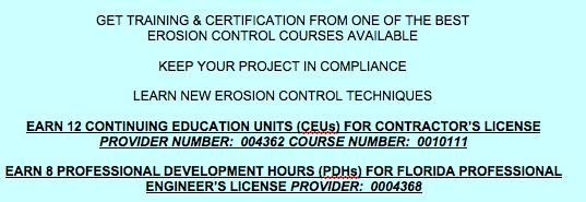 CEU / PDH Information