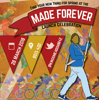 Made Forever launch celebration