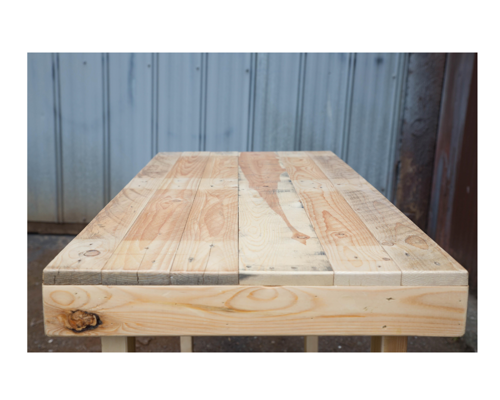 Harvest Table - Horizontal Plank