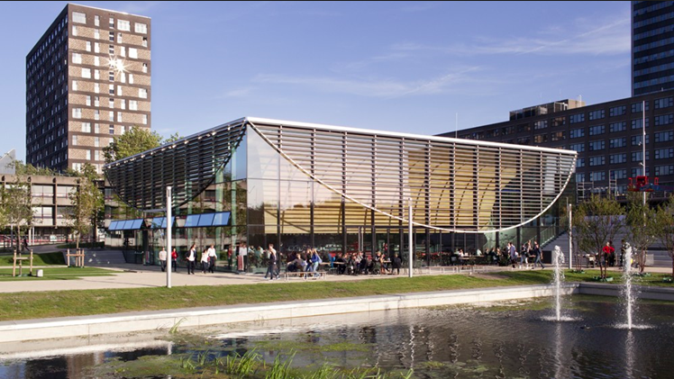 Venue: Erasmus University, Rotterdam.