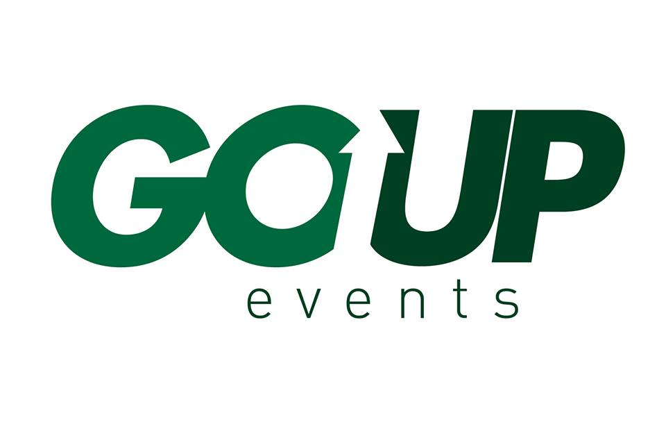 Go Up Events Logo