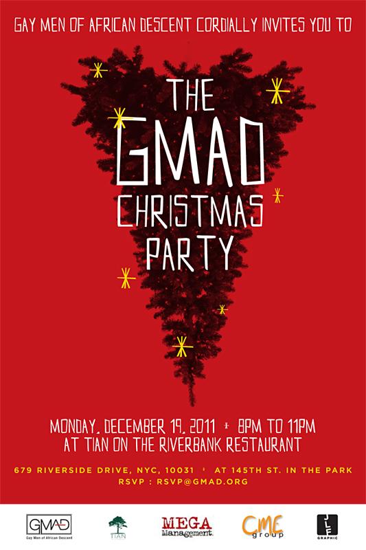 GMAD Holiday Evite
