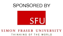 Sponsored by Simon Fraser University