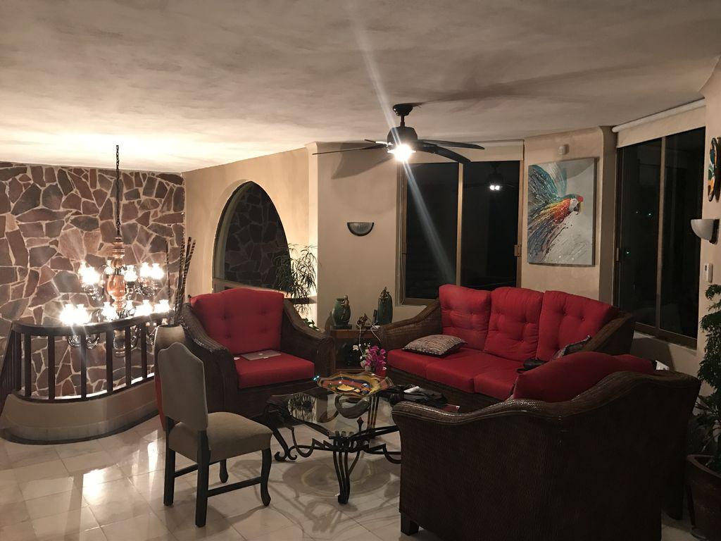 Top Living Room Area