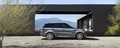 2014 Range Rover Sport Front house
