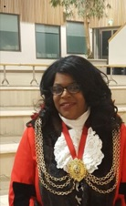 Cllr Marcia Cameron Mayor of Lambeth