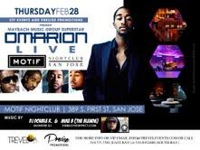 "MAYBACH MUSIC GROUP SUPERSTAR ""OMARION"" LIVE"