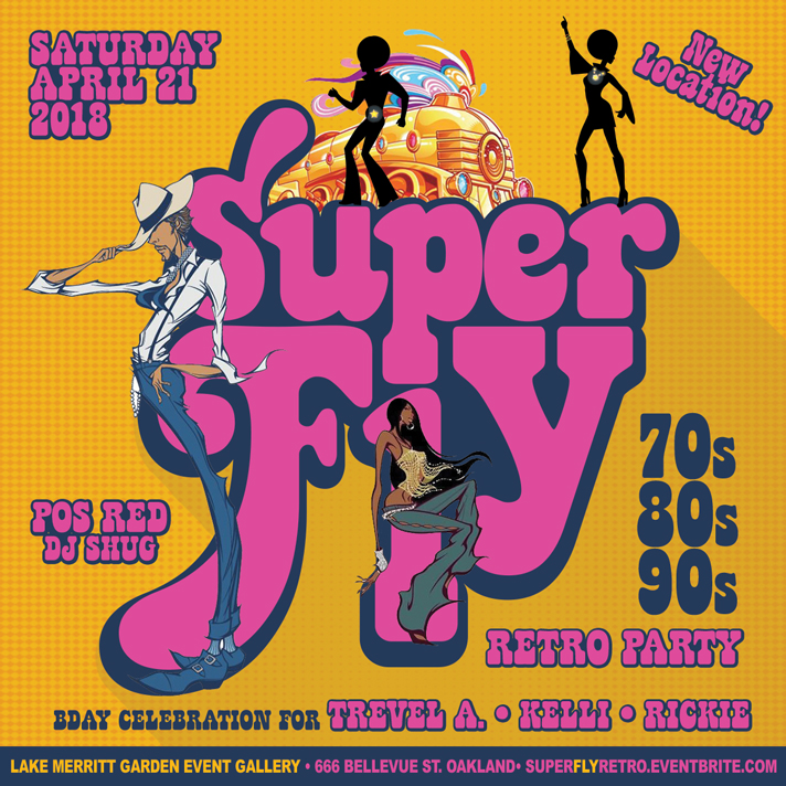super fly 70s party