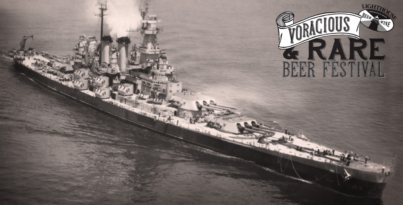 the battleship USNC