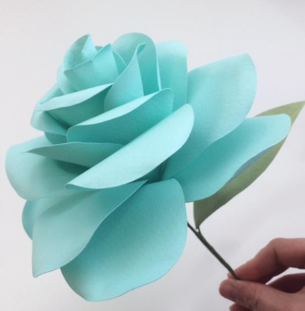 Giant Flower workshop