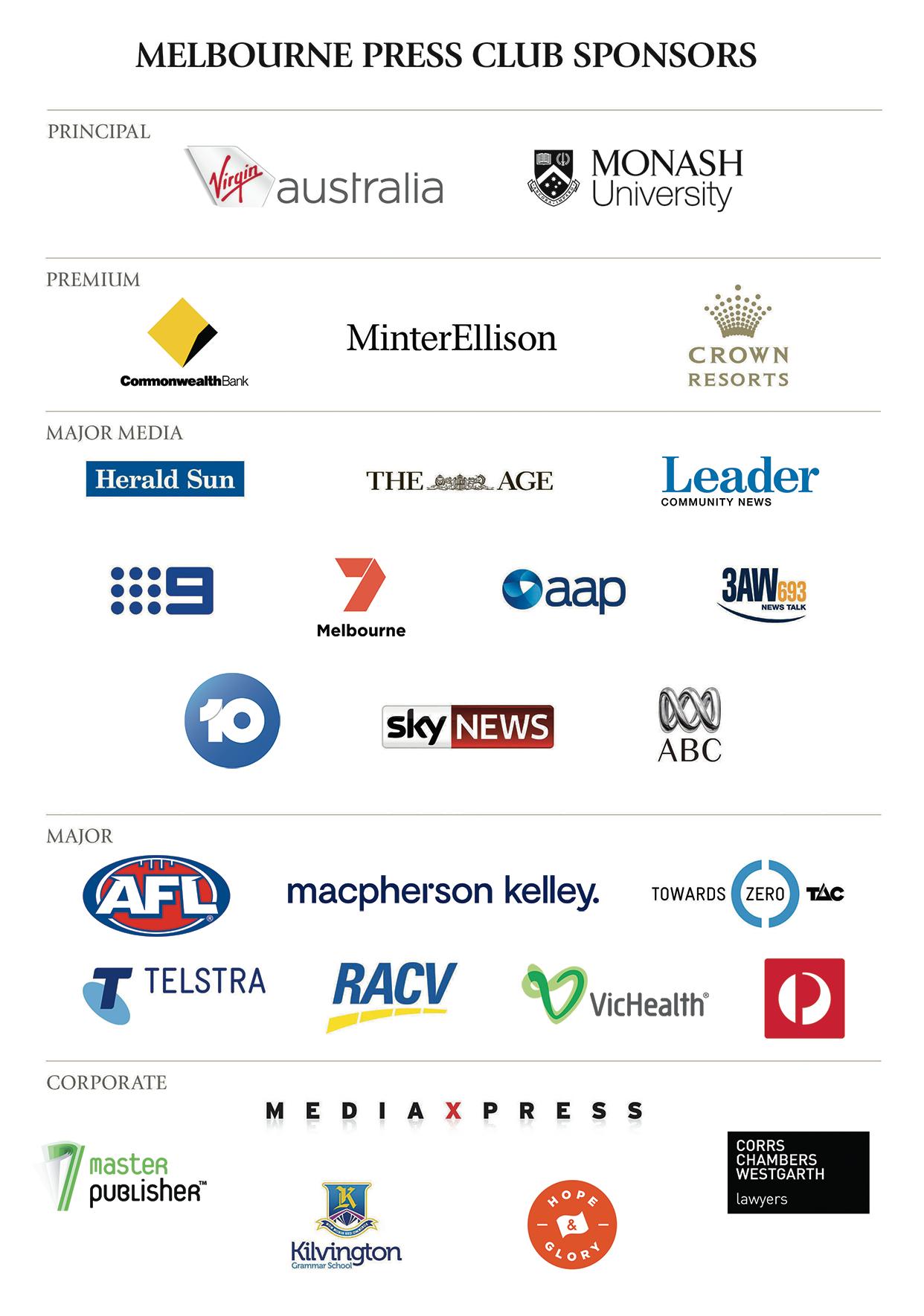 MPC Sponsor Board