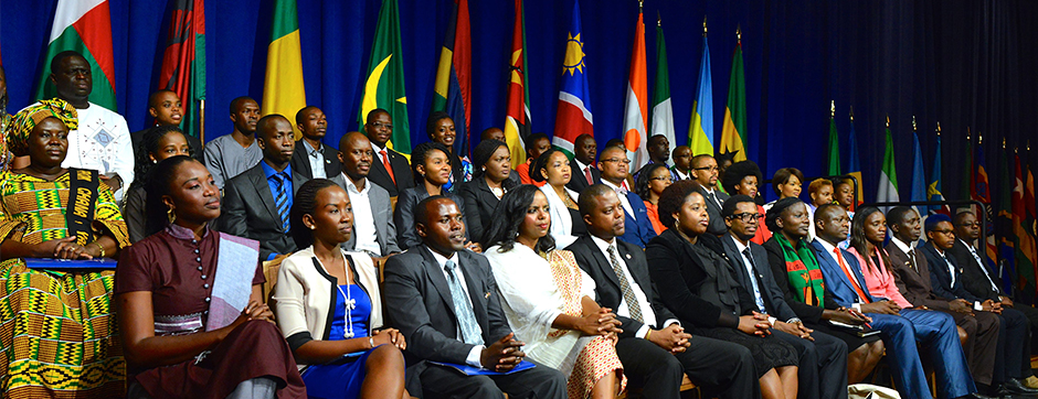 Mandela Washington Fellowship Young African Leaders
