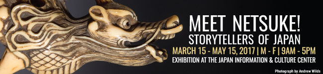 Meet Netsuke! Storytellers of Japan
