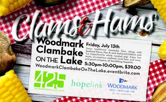 Woodmark Clambake on the Lake