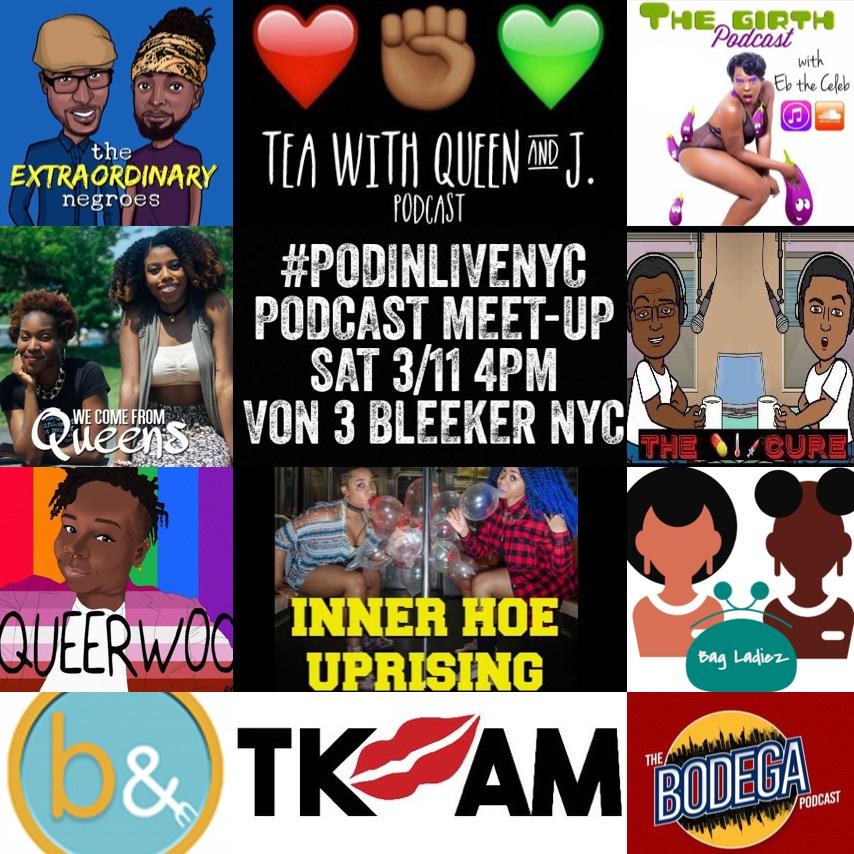 #PodinLiveNYC