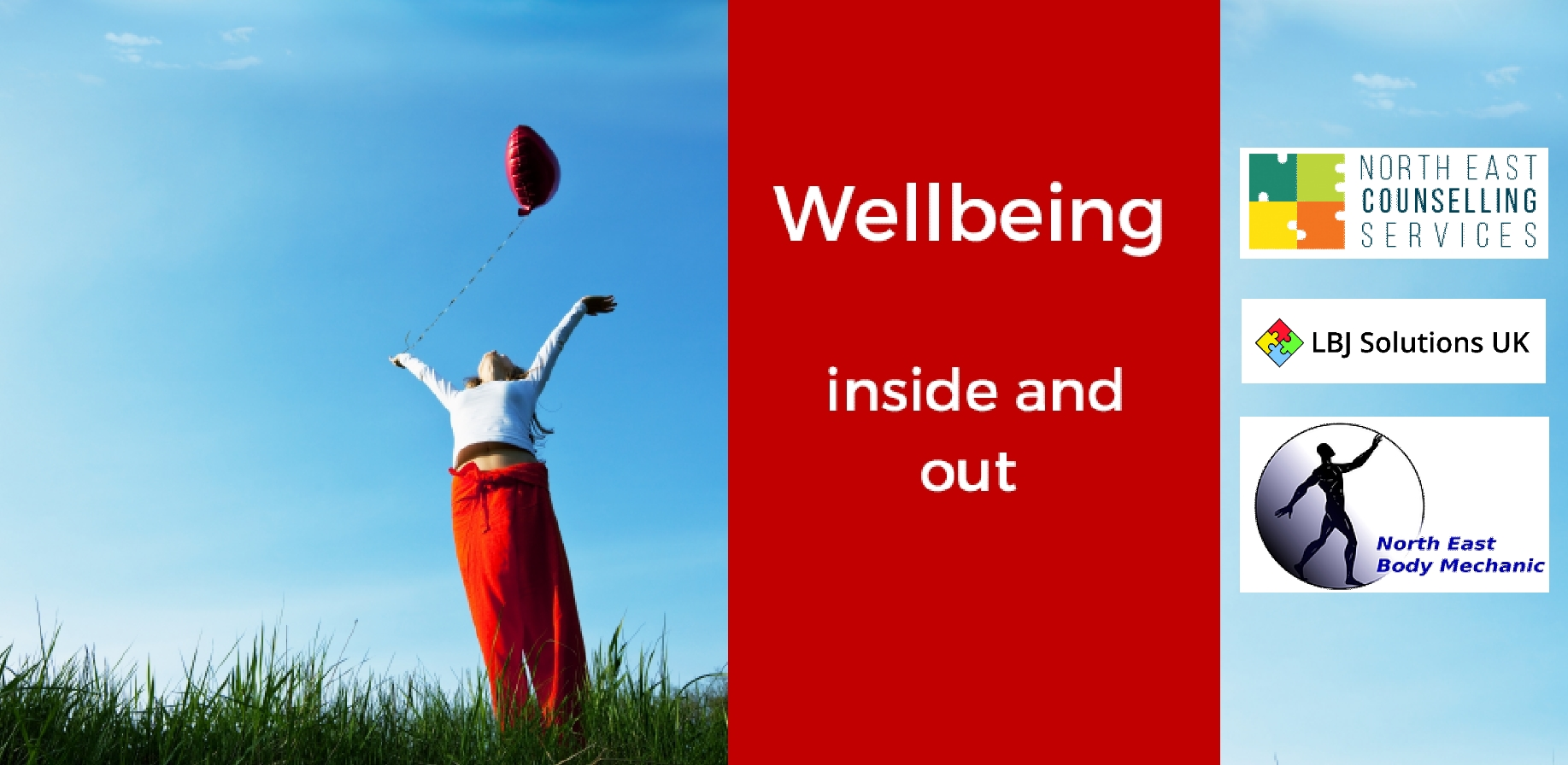 Wellbeing inside and out