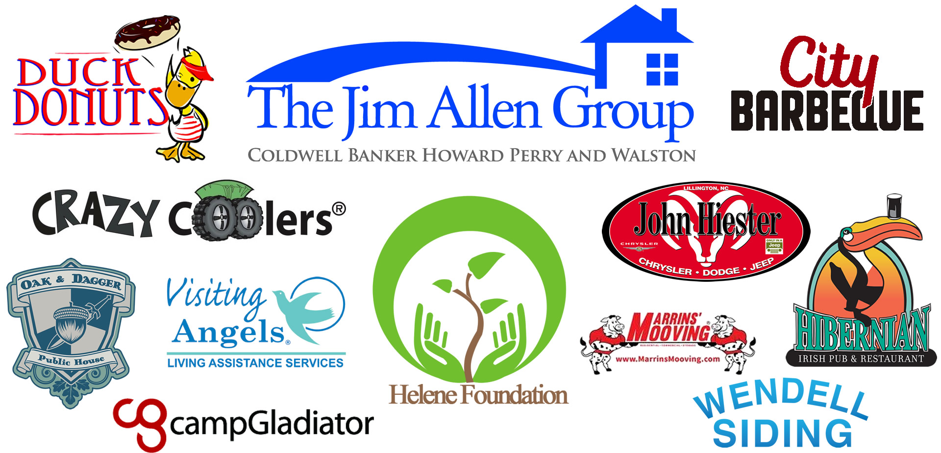 Thank You to all our Sponsors!
