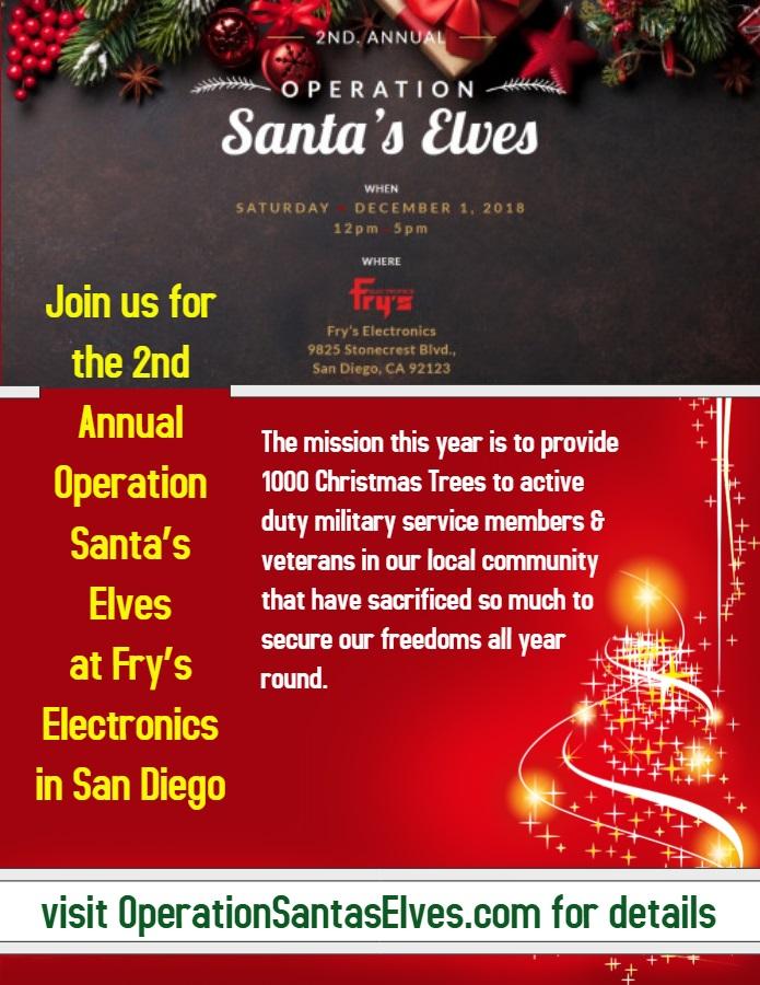 Operation Santa S Elves 1 Dec 2018