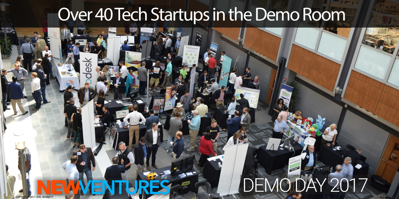 Triad Startup Demo Day Joel Bennett