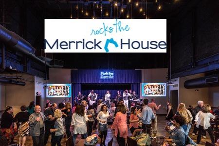 Merrick Rocks The House 2017 Event